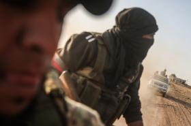 Vojáci Syrské národní armády