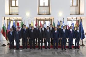 Lídři uskupení Přátelé koheze