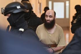 Bývalý pražský imám Samer Shehadeh