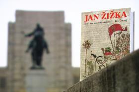 Kniha o Janu Žižkovi od Petra Čorneje