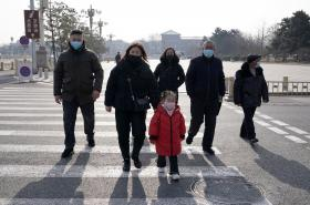 V Číně se šíří nový koronavirus