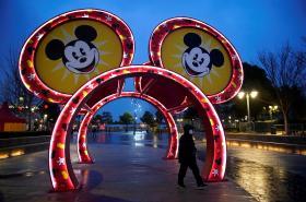 Disney Resort v Šanghaji
