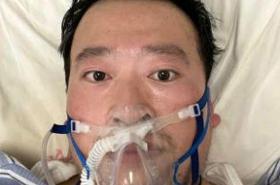 Čínský lékař Li Wen-liang