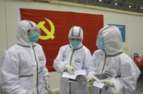 Čína a koronavirus