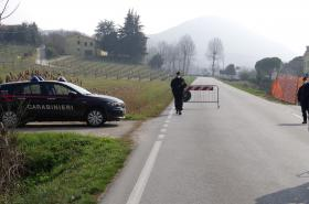 Boj s koronavirem v Itálii