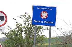 Incident se udál u obce Pilszcz, za hranicí asi 10 kilometrů severně od Opavy