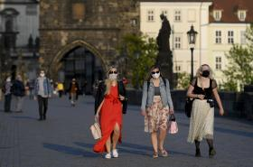 Turismus v Praze v době koronaviru