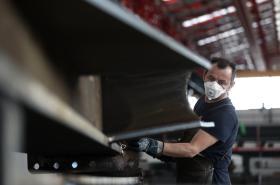 Výroba ocelových konstrukcí