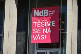 Vzkaz divákům Národního divadla Brno v době pandemie covidu-19