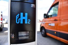 Vodíková čerpací stanice