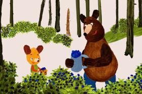 Mlsné medvědí příběhy