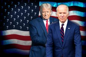 Nejasný výsledek amerických voleb