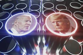 Trump vs Biden 2