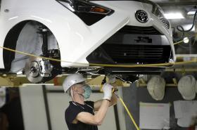 Výroba aut
