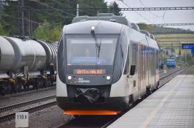 Motorový vlak Leo Expressu