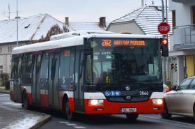 Autobus SOR NB 12