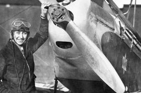 Průkopnice letectví Amy Johnsonová