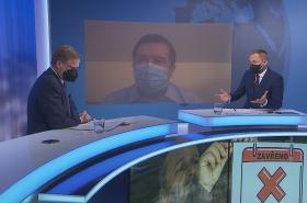 Jan Hamáček a Petr Fiala hosty Událostí, komentářů