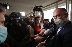 Komunikační tým ministra zdravotnictví Jan Blatného nikdo neposílil