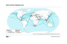 Úzká hrdla námořního obchodu