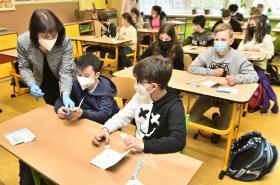 Testování ve školách