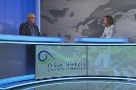 Erik Geuss, ředitel České inspekce životního prostředí