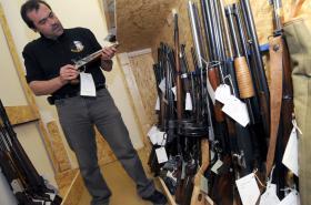 Zajištěné zbraně, amnestie 2014
