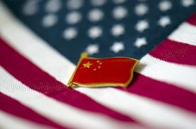 USA versus Čína