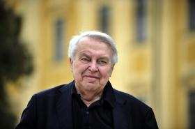 Spisovatel Pavel Kohout