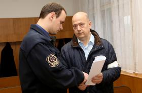 Obžalovaný Emil Podhorný