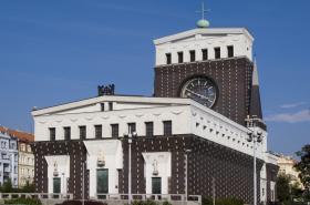 Kostel Nejsvětějšího srdce Páně