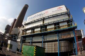 Huť společnosti ArcelorMittal v Ostravě