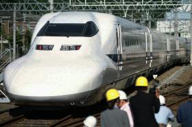 Japonský rychlovlak