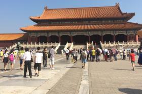 Zakázané město přitahuje turisty z celého světa