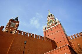 Spaská věž Kremlu