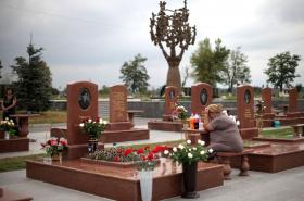 Vzpomínka na oběti masakru v Beslanu