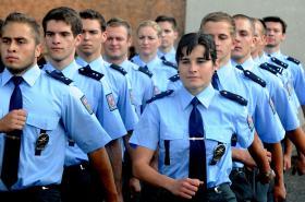 Policejní nováčci