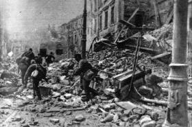 Varšavské povstání - 1944
