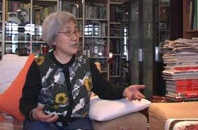 Čang Sien-ling při rozhovoru pro ČT