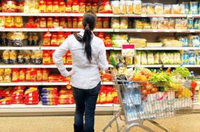 Nákup potravin