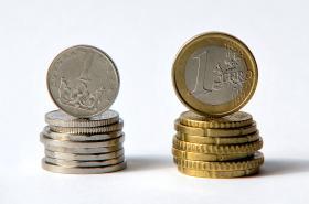 Česká koruna versus euro
