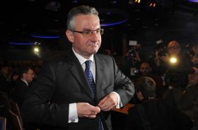 Jan Zahradil na kongresu ODS