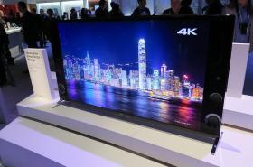 Nové televizory od Sony