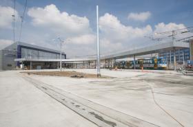 Hlavní nádraží v Ostravě