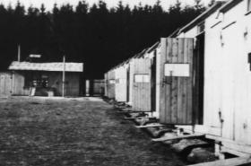 Koncentrační tábor v Letech u Písku