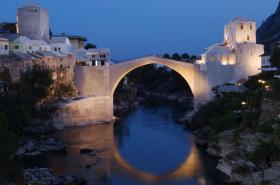 Stari most v Mostaru