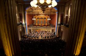 Česká filharmonie s Jiřím Bělohlávkem