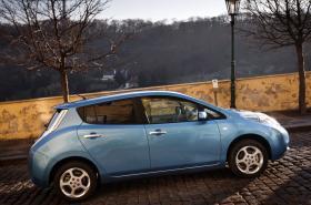 Elektromobil Nissan