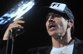 Red Hot Chili Peppers / zpěvák Anthony Kiedis
