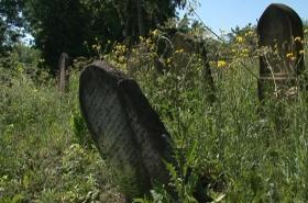 Hřbitov v Rousínově